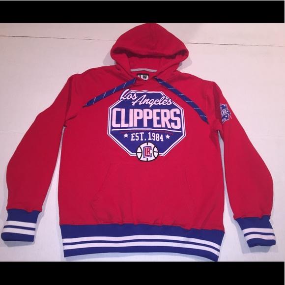 online store 8683a 0da17 LA Clippers Hoodie Men's Medium Hoodie